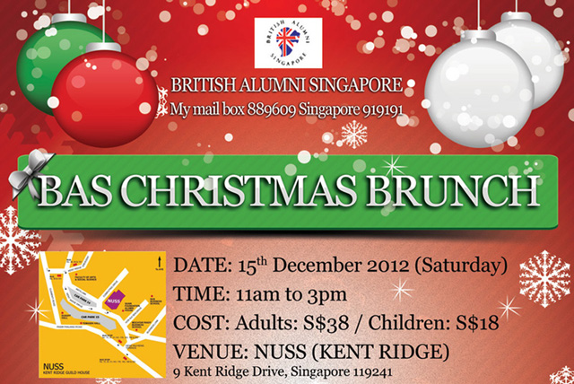 Christmas Brunch - Dec 15, 2012
